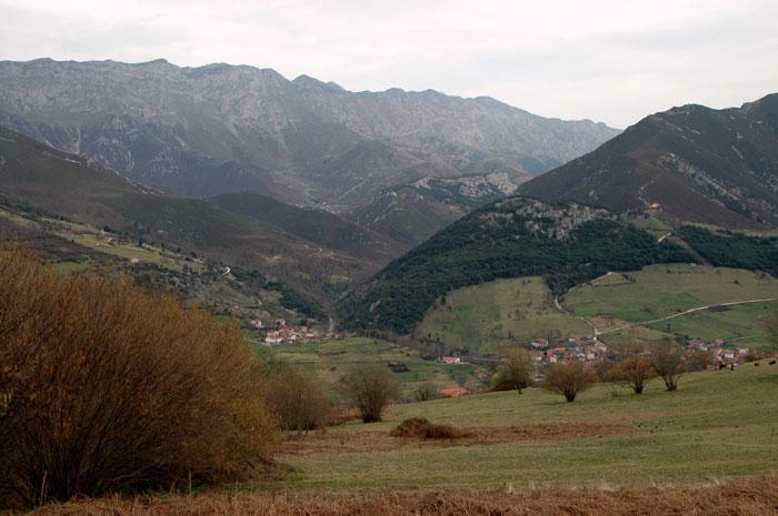 Arenas de Cabrales, Macizo Central de Picos de Europa, Asturias, Espa?a, lugares con encanto