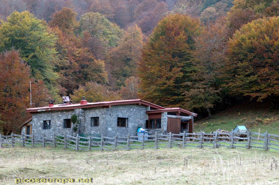 Refugio de Vegabaño, Sajambre, Picos de Europa, León