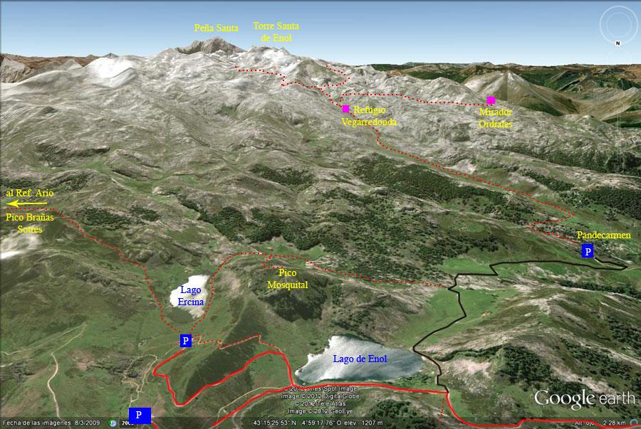 Covadonga Paseos Picos De Europa