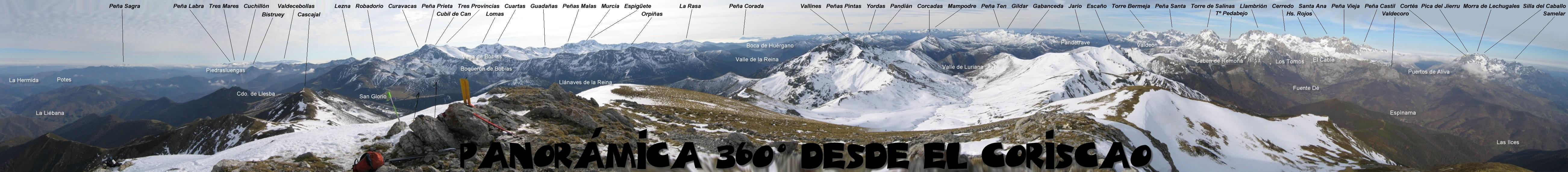 Panorámica 360º