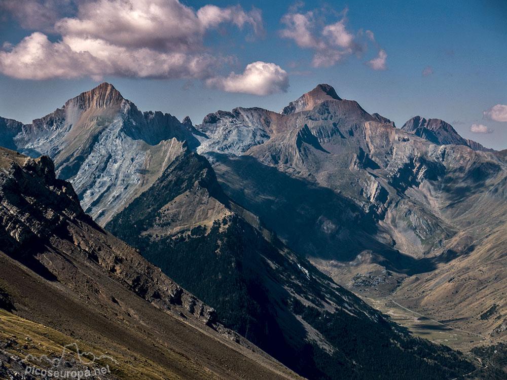 Fotos y rutas: Pico Otal o Arañonera, Sierra de Tendeñera, Pirineos de Huesca