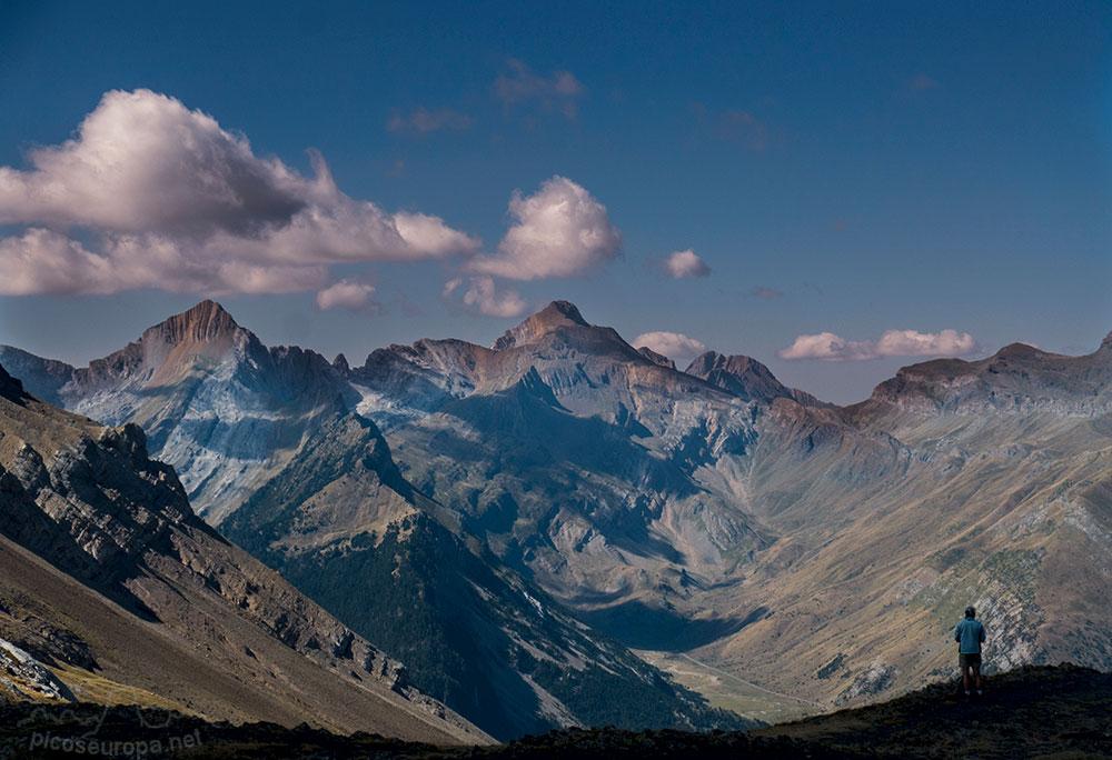 Fotos, imagenes y ruta: Pico Otal, Sierra de Tendeñera, Pirineos de Huesca, Aragón
