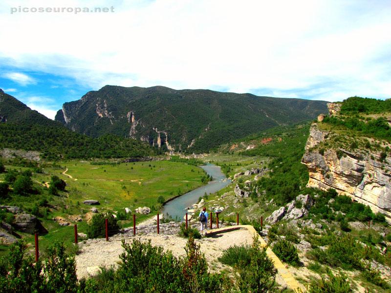 Mirador congost de montrobei montsec pre pirineos for Mirador del pirineo