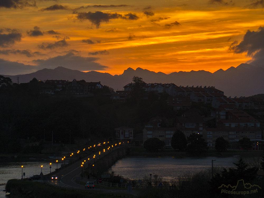 Fotos de San Vicente de la Barquera, Costa de Cantabria, España