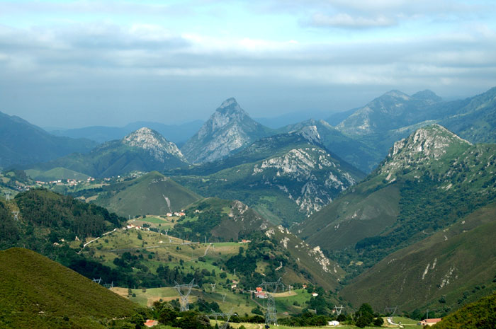 Pico Turbina, Sierra del Cuera, Asturias